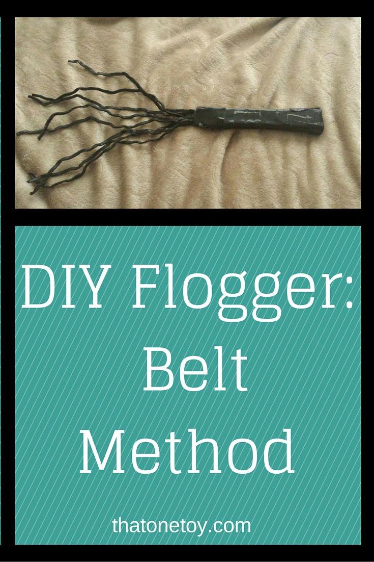 Diy Flogger Belt Method Thatonetoy Com About Me Blog Flogger Supportive