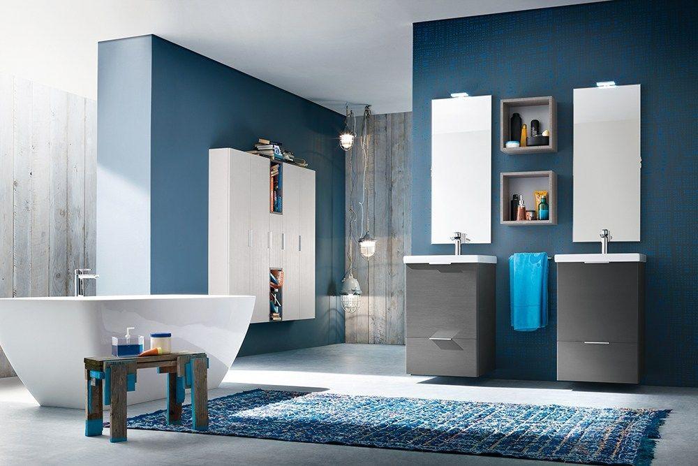Arredamento per bagno B201   Mobilificio Promessi Sposi ...