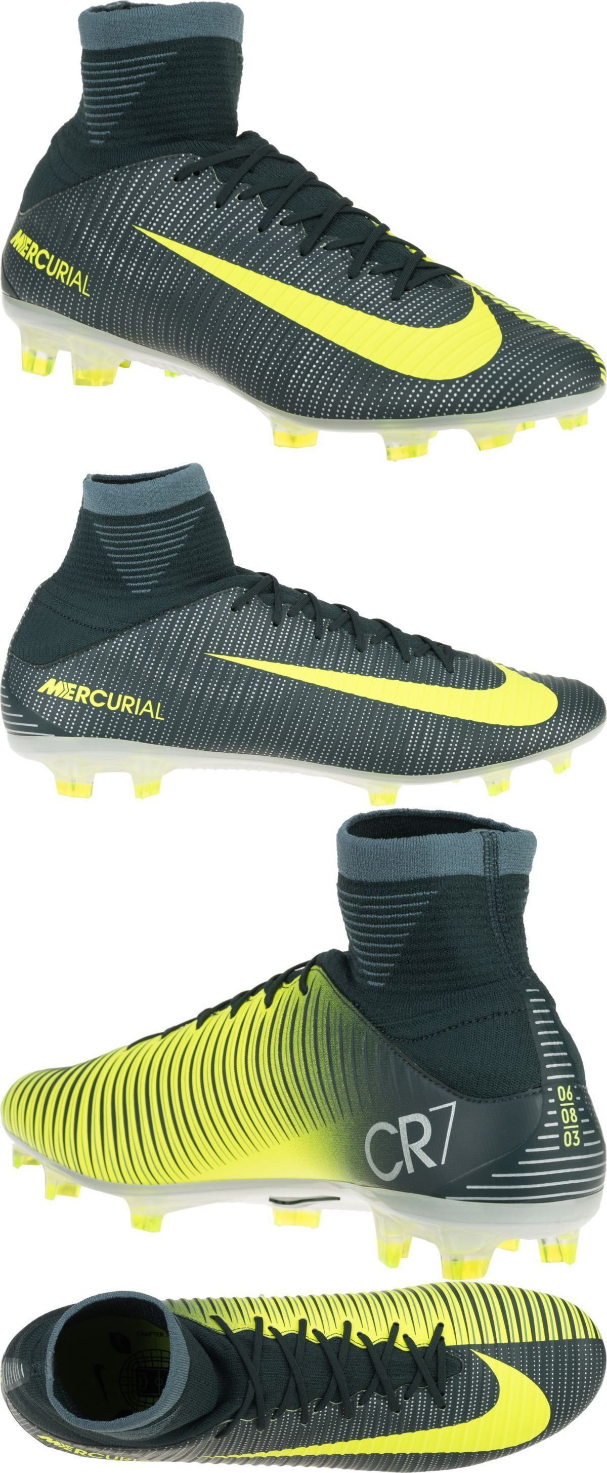 Atticus Cambios de busto  Clothing Shoes and Accessories 159178: New Men'S Nike Mercurial Veloce Iii  Df Cr7 Fg Soccer Shoes!!! $180 Retail… | Soccer shoes, Football boots,  Clothing and shoes