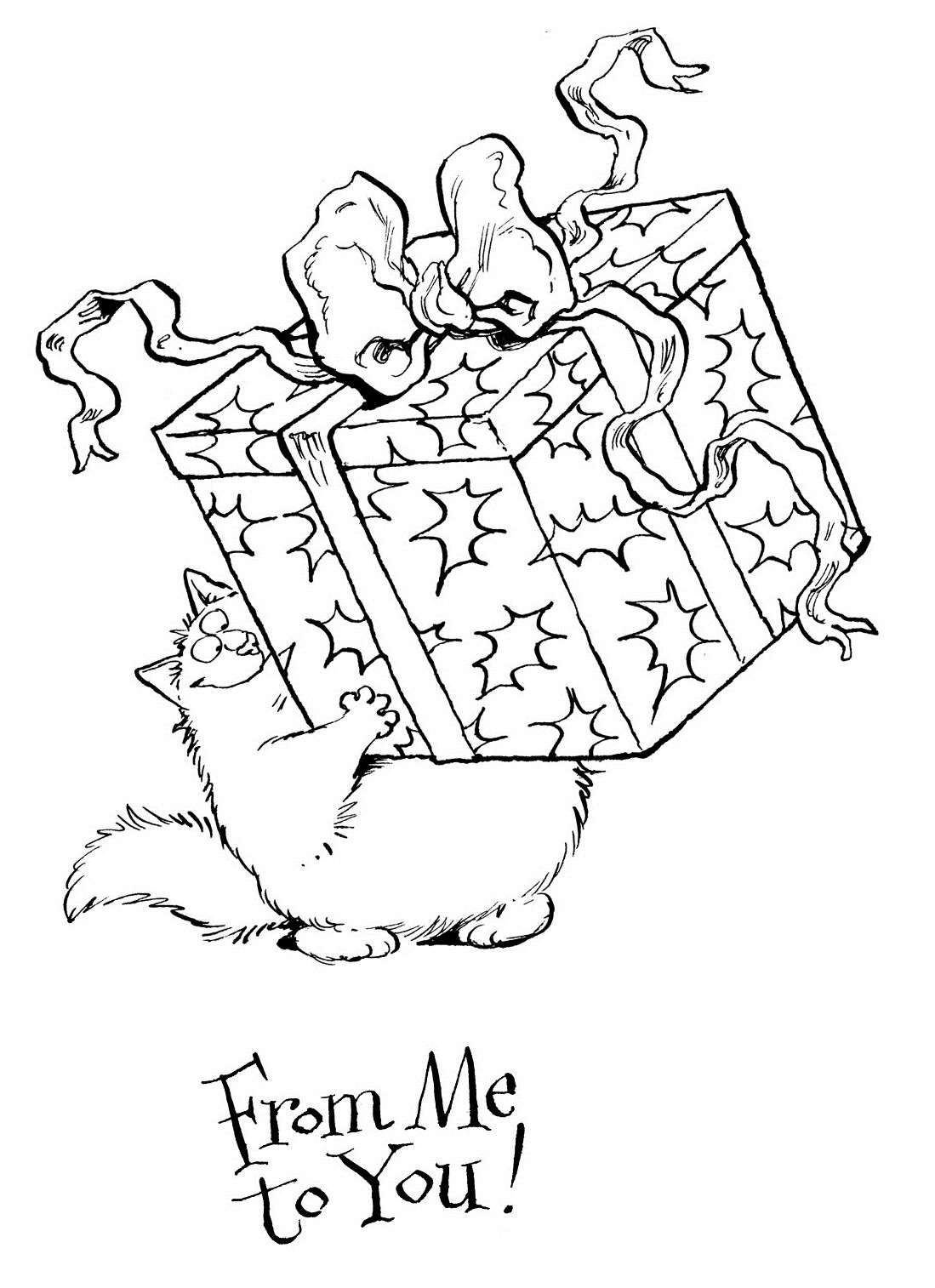 The Secret Life of Pets Coloring Pages Fat Cat - Get Coloring Pages | 1514x1099