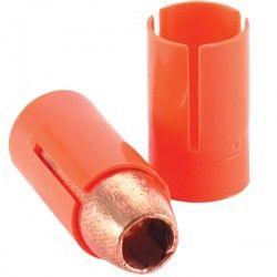 Red Hot 50 Cal 250 Grain Muzzleloader Bullets - Shop online