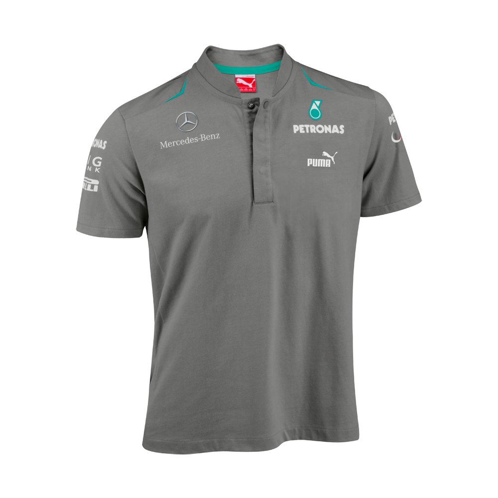 b76d1baa Men's polo shirt - Clothing - Men - Motorsport - Collection - Mercedes-Benz  Accessories GmbH