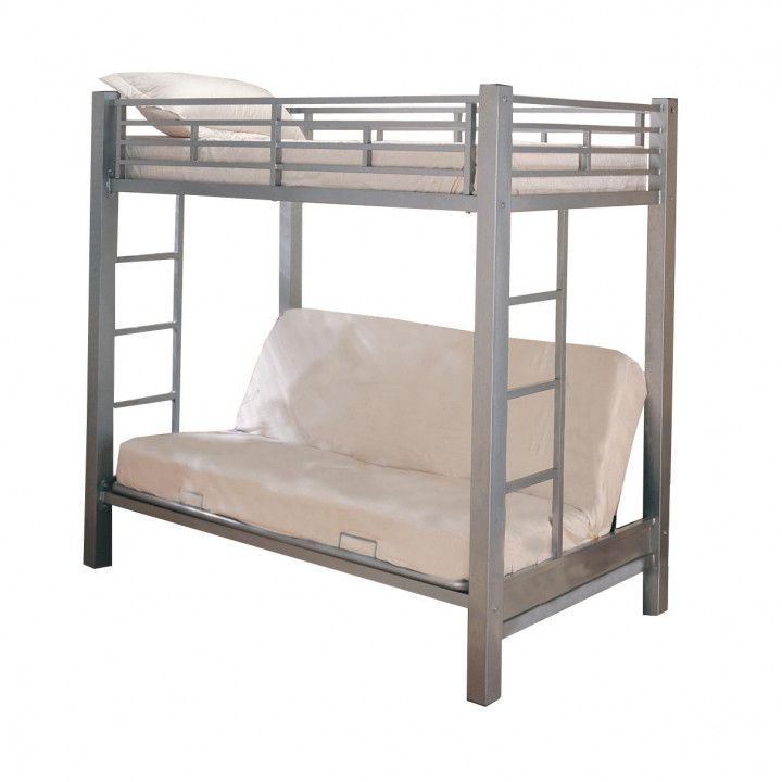 70 Wooden Bunk Bed With Futon Ideas For Decorating A Bedroom Check More At