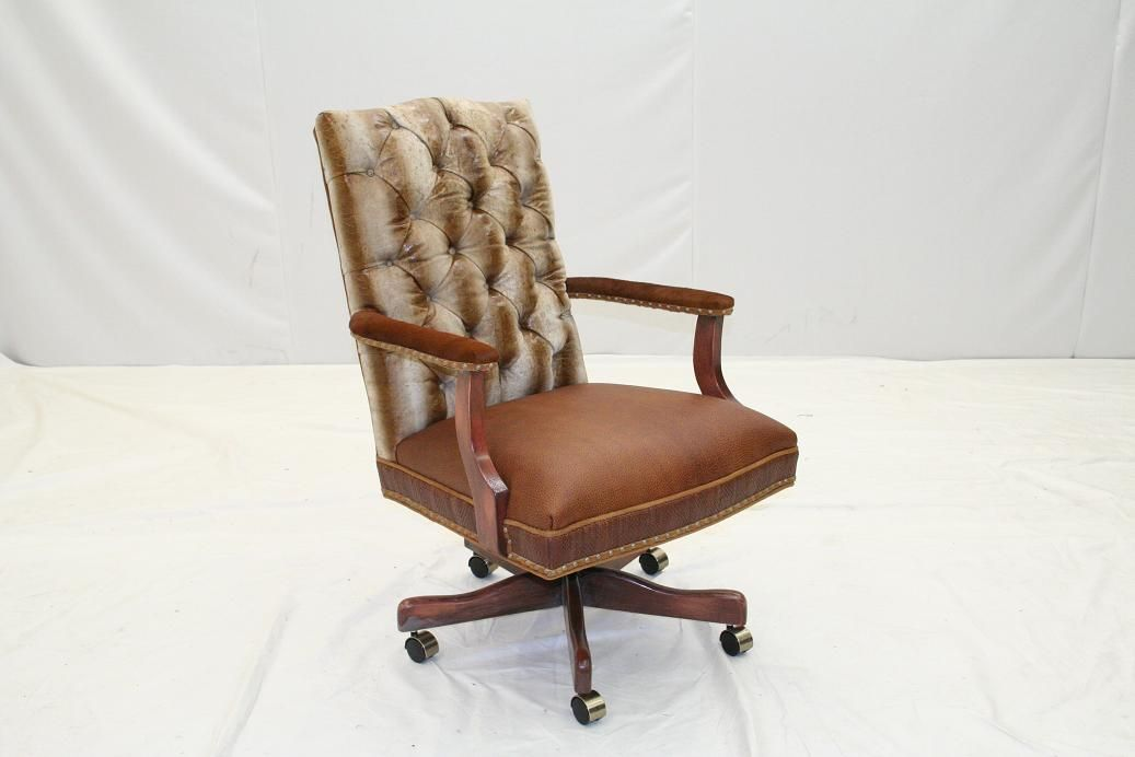 Who Said Desk Chairs Had To Be Stuffy And Boring It Sure Wasn T