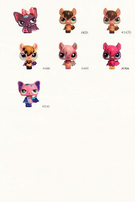 Nicole`s LPS blog – Littlest Pet Shop: Pets: Bat