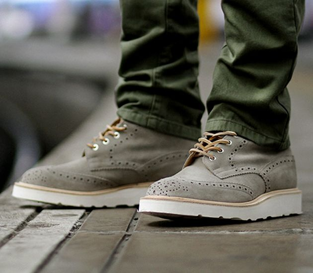 Trickers x End. (Fall/Winter 2013)