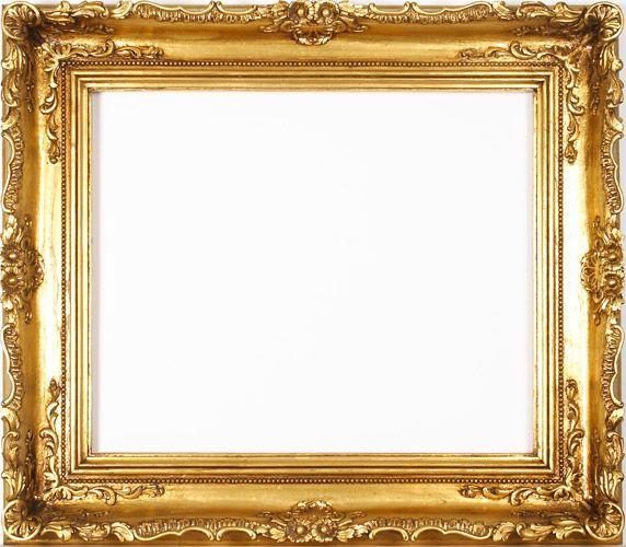Gold Old Frame Antique Picture Frames Frame Gold Picture Frames