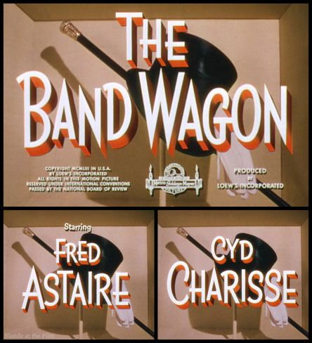 The Band Wagon: Fred Astaire and Cyd Charisse
