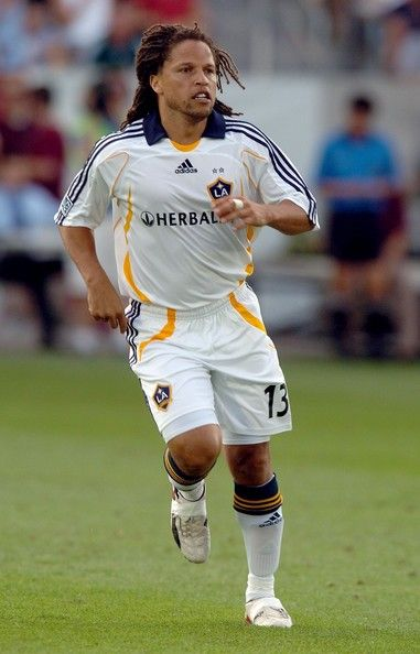Cobi Jones Galaxy V Sports Hero Colorado Rapids