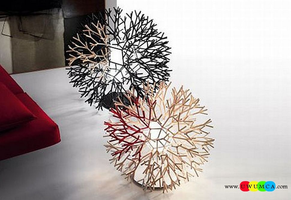 Awesome Decoration:Coral Lamps By Pallucco Diy Coral Lamp Shade Coral Light Pendant  Fixture Color Floor