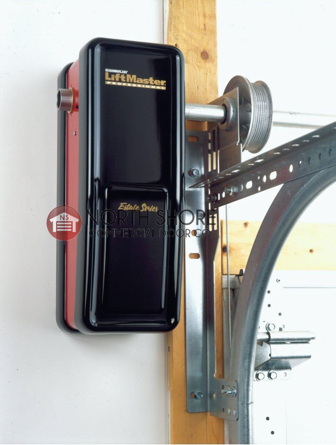 Liftmaster 8500 Wall Mount Garage Door Opener Jackshaft Garage Door Opener Side Mount Garage Door Opener Garage Doors