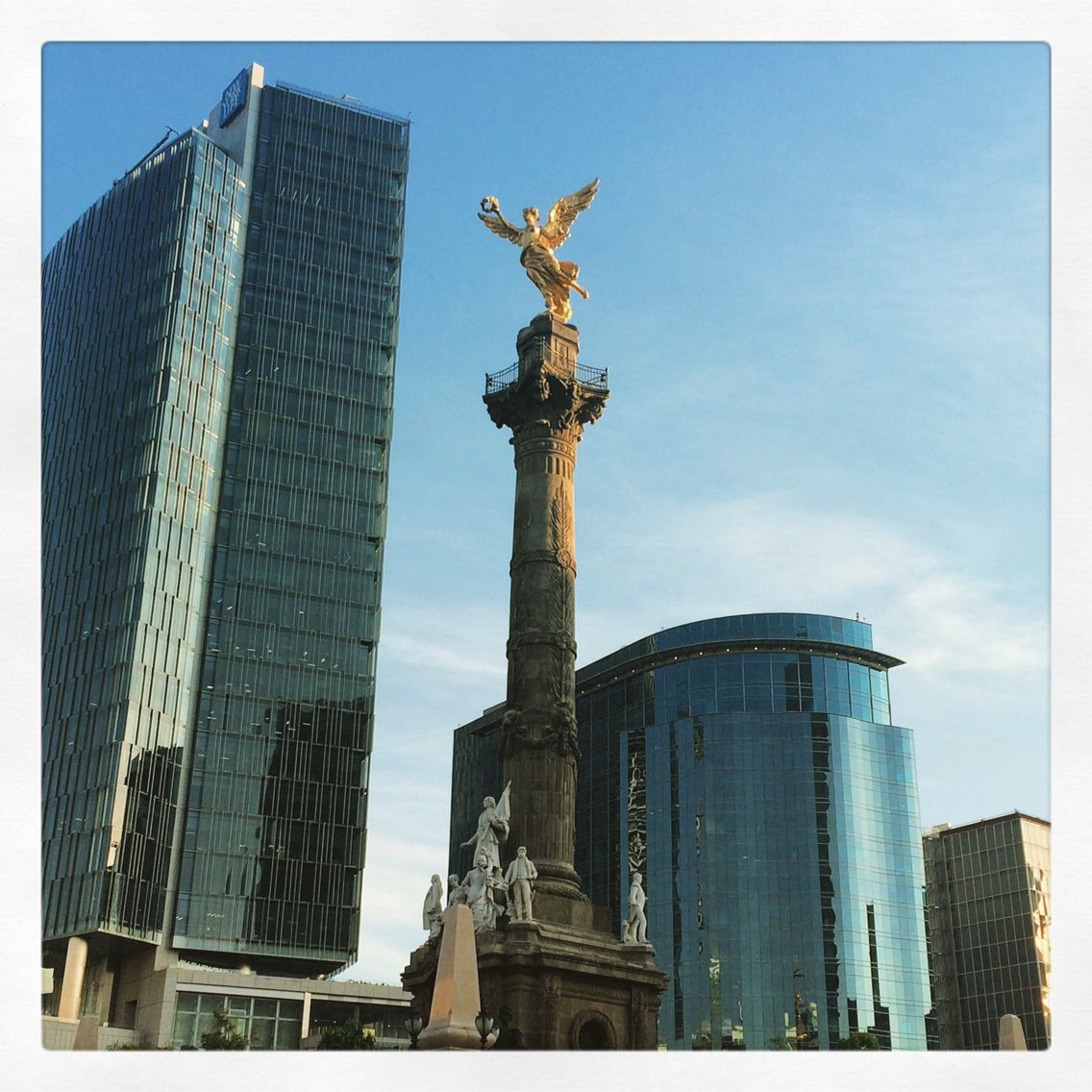 Ángel de la Independencia. #mexico
