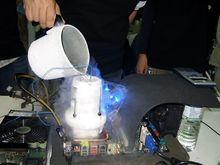 Concepts Using Liquid Nitrogen To Cool Computers Rather Then