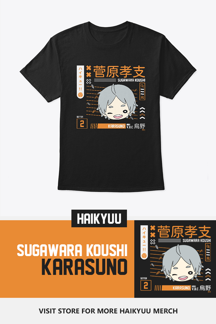 Karasuno Volleyball Team Uniform