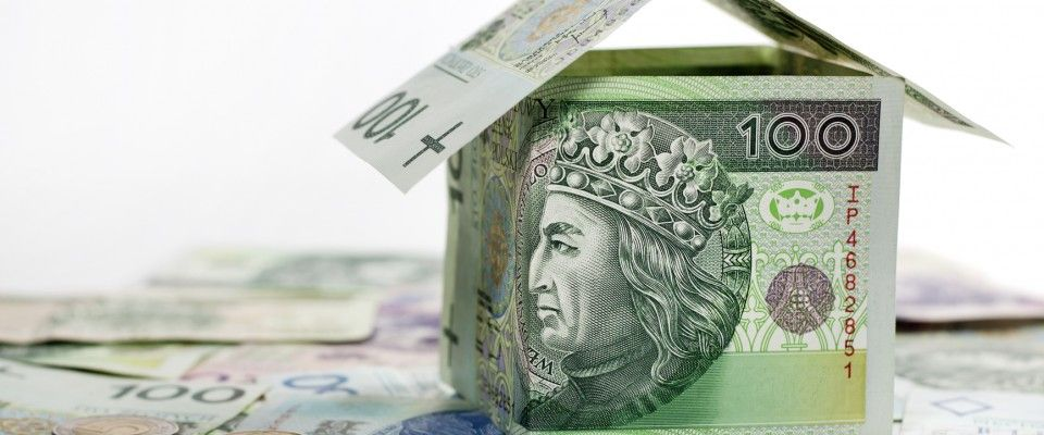 Kredyt Hipoteczny A Sprzedaz Domu Finanse Money Decorative Boxes Concept