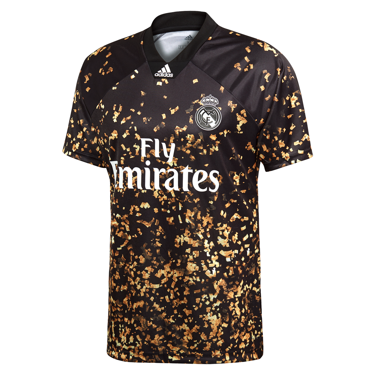 Adidas Real Madrid Ea Sports Jersey 19 20 Xs In 2020 Real Madrid Soccer Shirts Ea Sports