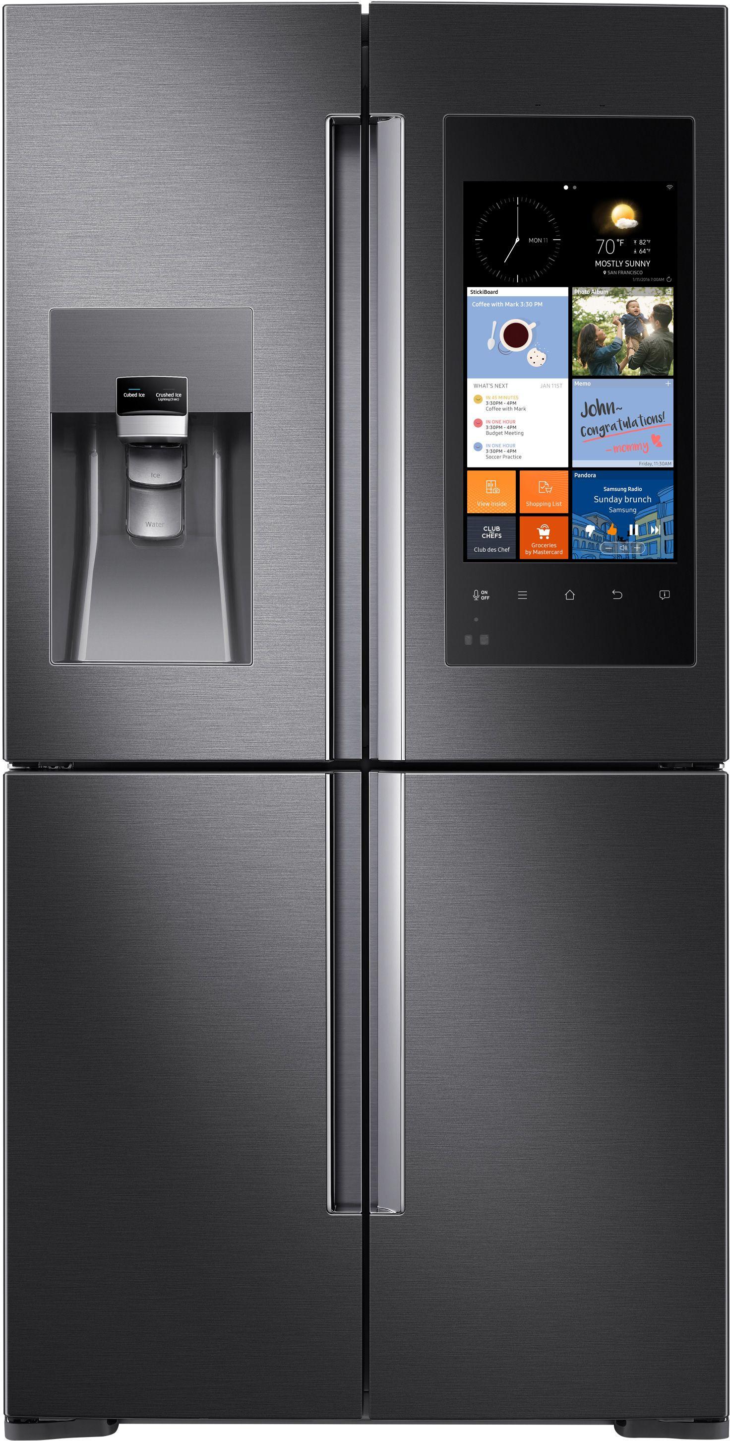 Samsung Appliance Rf28k9580sg Home Appliances Pinterest French