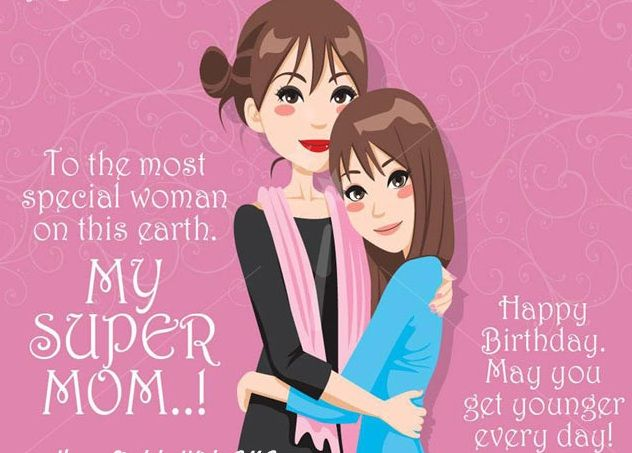 100 Beautiful Birthday Wishes For Mom From Daughter Birthday