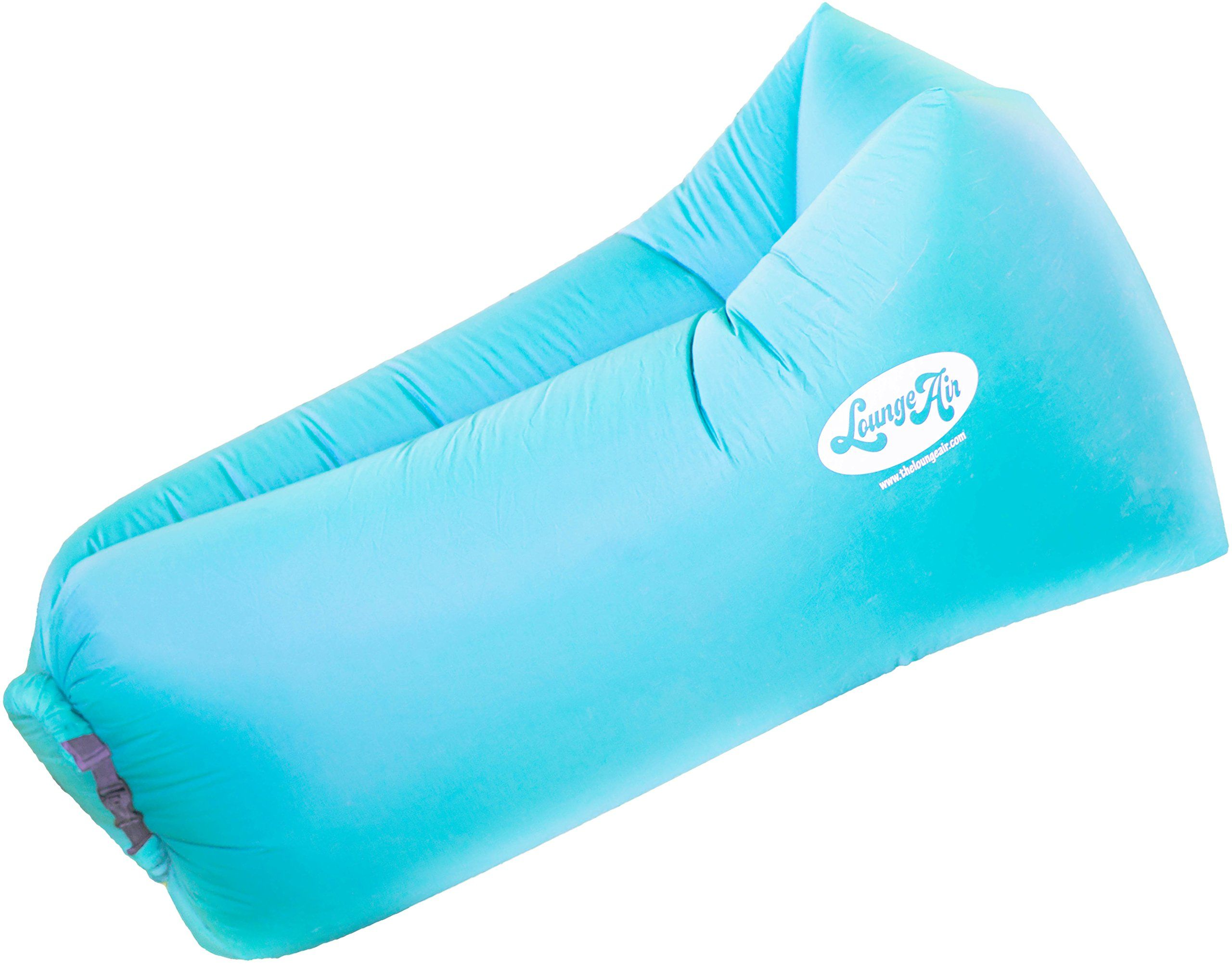 Loungeair Inflatable Pool Float Lounger Blow Up Air Mattress Bed