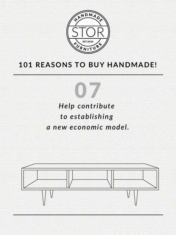 Pin By Stor Furniture On 101 Reasons To Buy Handmade Handmade Furniture Hand Crafted Furniture Buy Handmade