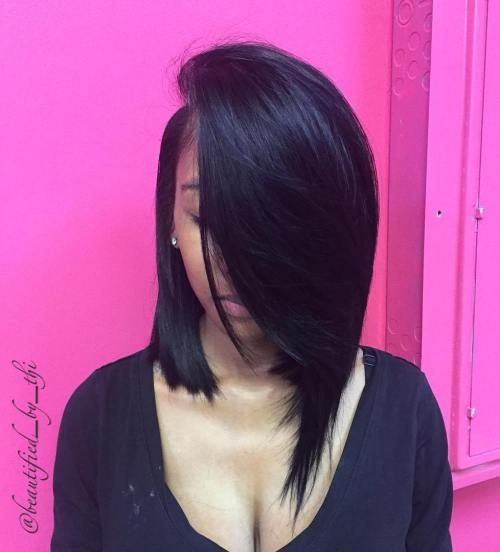 Sew Hot 40 Gorgeous Sew In Hairstyles In 2019 Perfect Sewin
