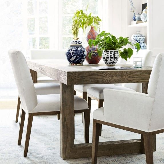 Pin By Gemma Barlow On Dinning Room In 2021 Side Chairs Dining Dining Room Remodel Rectangular Dining Table