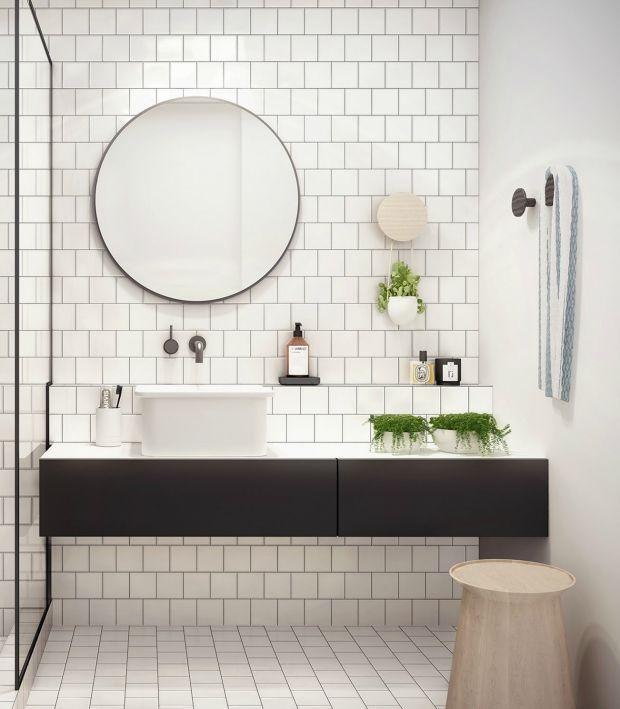 Ronde spiegels in de badkamer zijn net even anders dan een ...