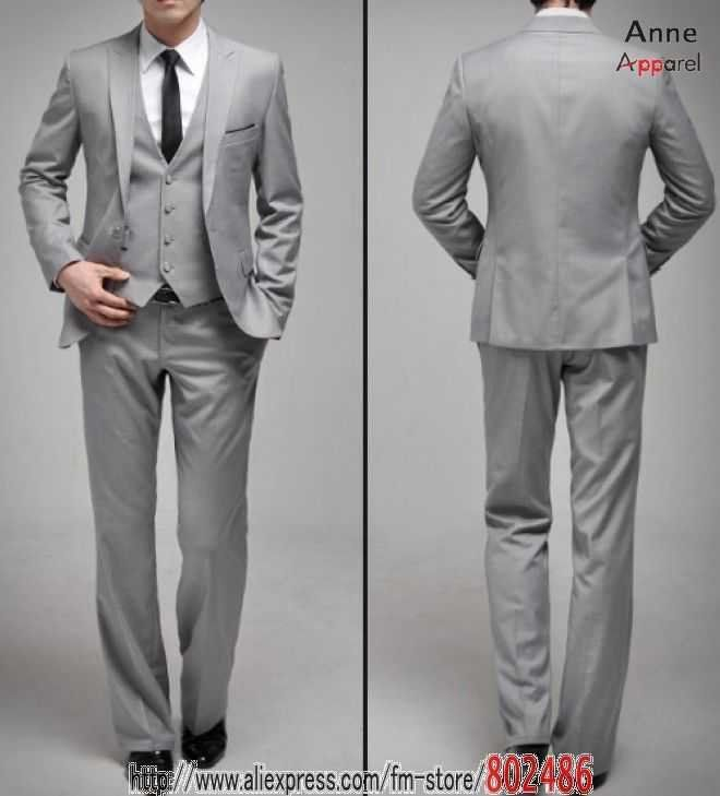Want this for the groomsmen..but the vest and tie will be purple ...