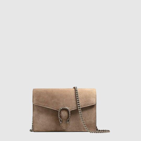 1eec350ccec Gucci Dionysus suede mini chain bag