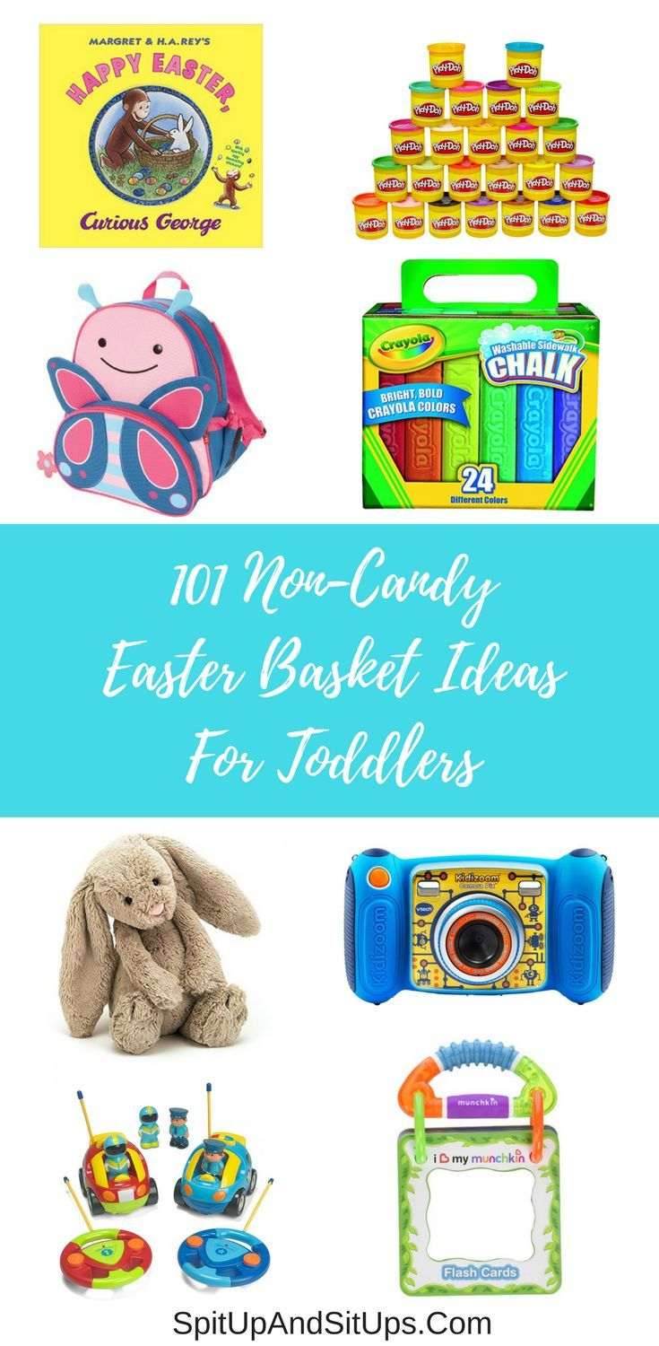 101 non candy easter basket ideas for toddlers easter gift 101 non candy easter basket ideas for toddlers easter gift baskets basket ideas and easter baskets negle Choice Image