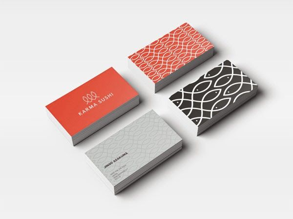 13 Restaurant Business Card Design Ideas With Images