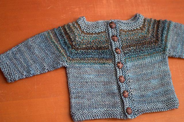 Fuss Free Baby Cardigan | Baby cardigan pattern, Baby