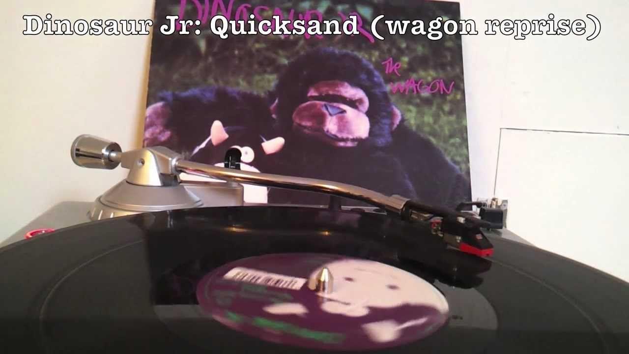 Dinosaur Jr Quicksand Vinyl Rip