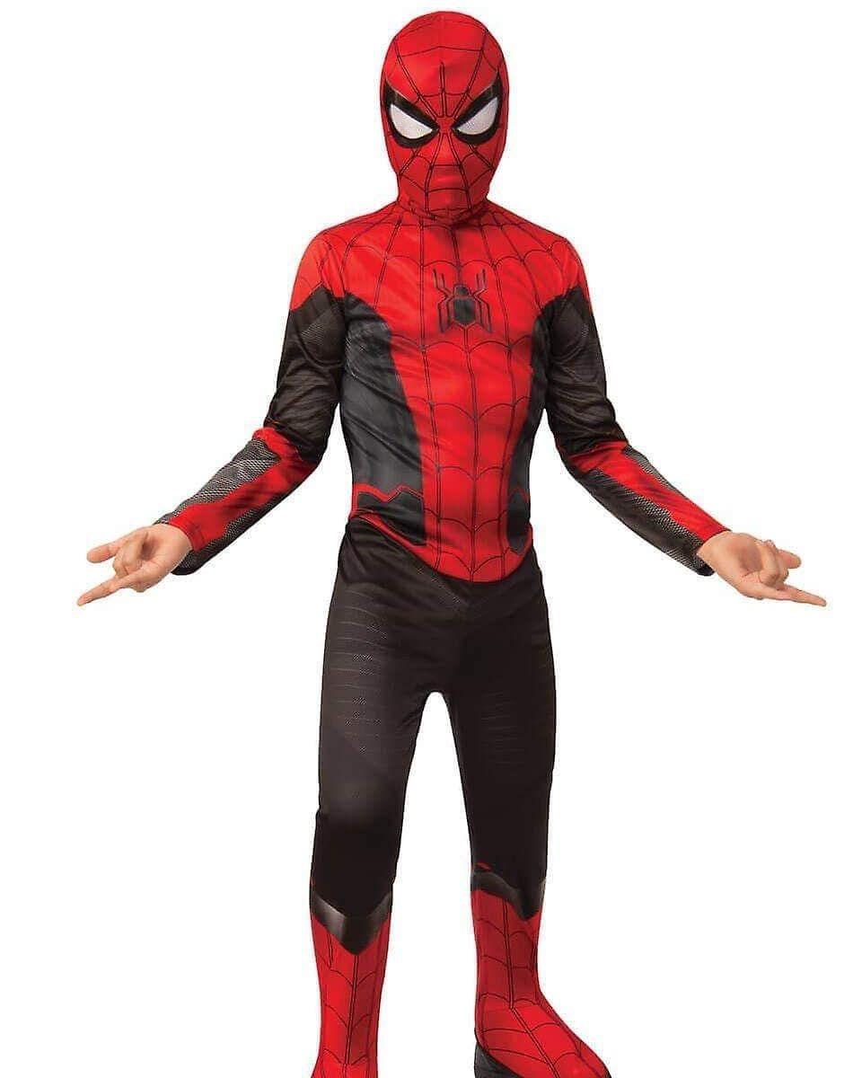 Costume de Officiel de Spiderman Rubies Enfant Avengers Infinity War