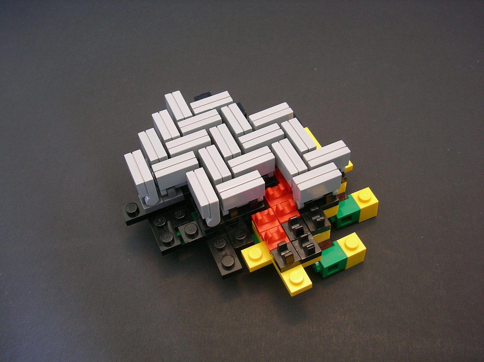 Technique week day lego archi lego lego