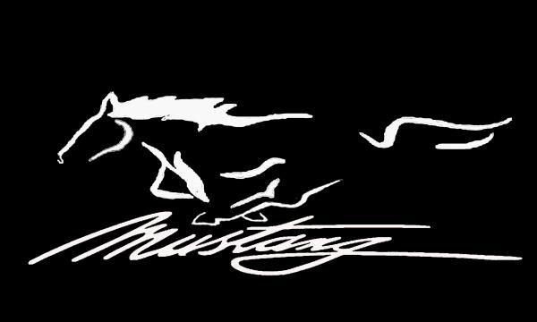 Mustang Decal Sticker Ford Truck Cars Transfer Windows