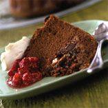 Amerikkalainen suklaakakku - Reseptejä