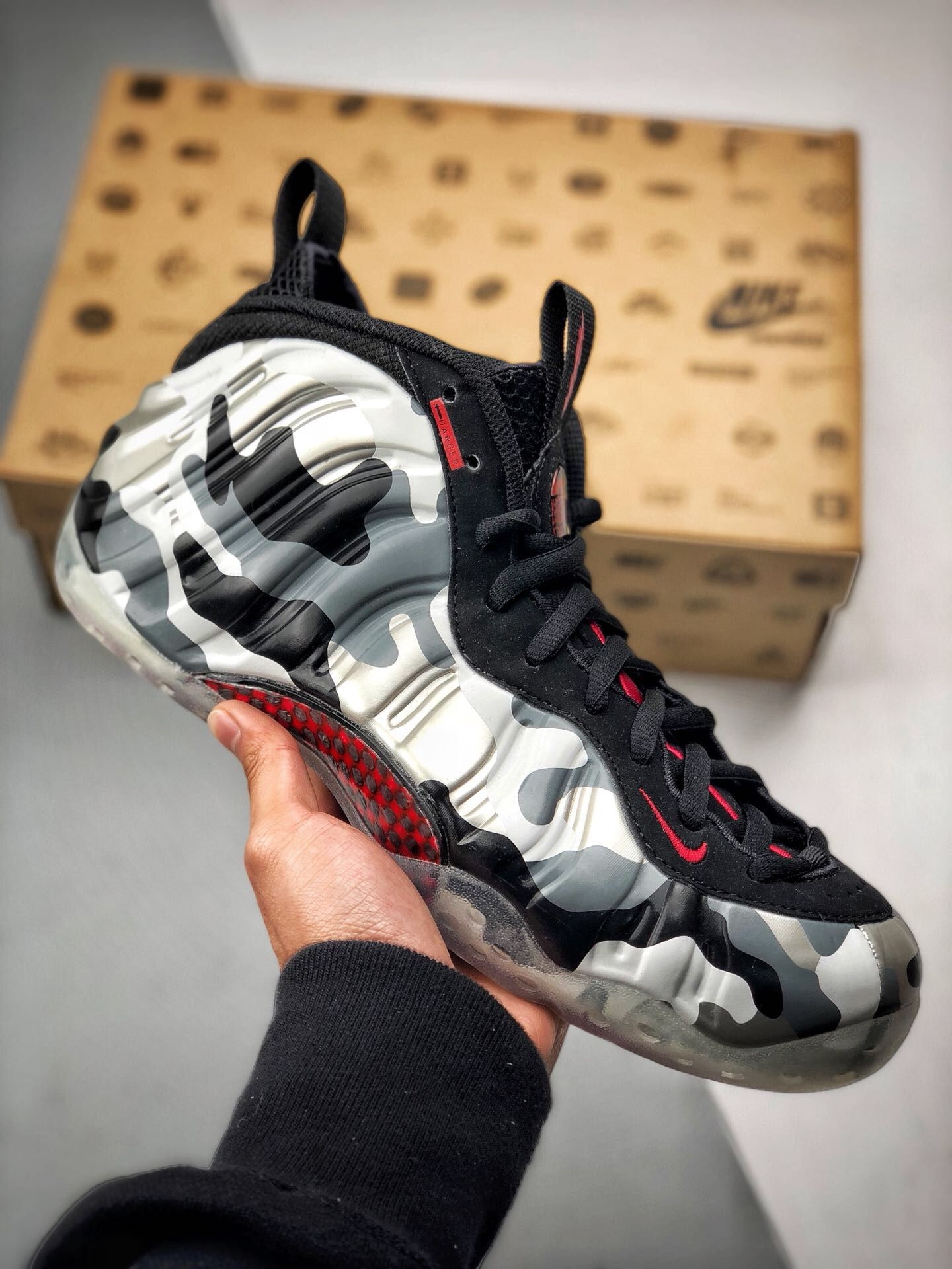Nike Air Foamposite One Copper 2017 Authentic ...YouTube