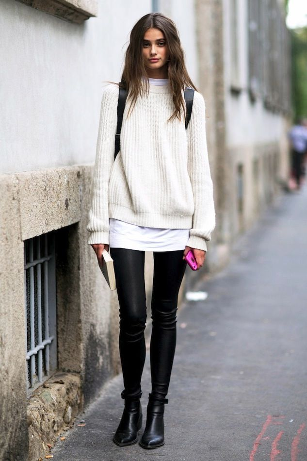 46ddaa134836 How to Make Your Winter Outfit Look More Sophisticated ...