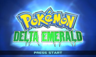 pokemon delta emerald gba hack download