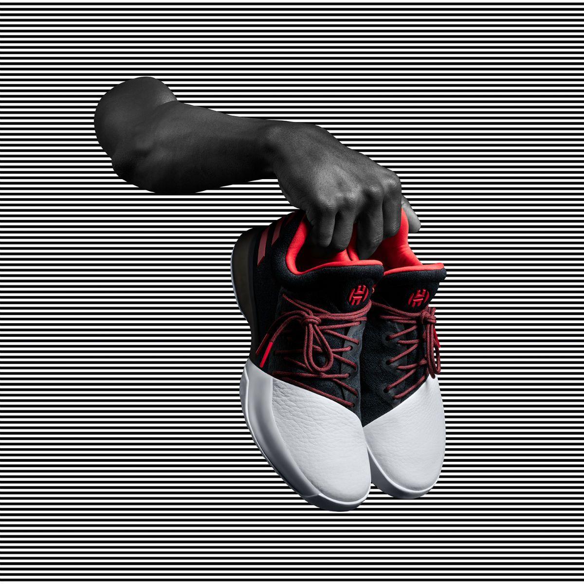 Adidas J Harden 1 Pioneer frente bw0546 adidas Basketball