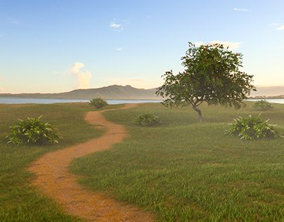 "Check out new work on my @Behance portfolio: ""Landscape"" http://be.net/gallery/56994227/Landscape"
