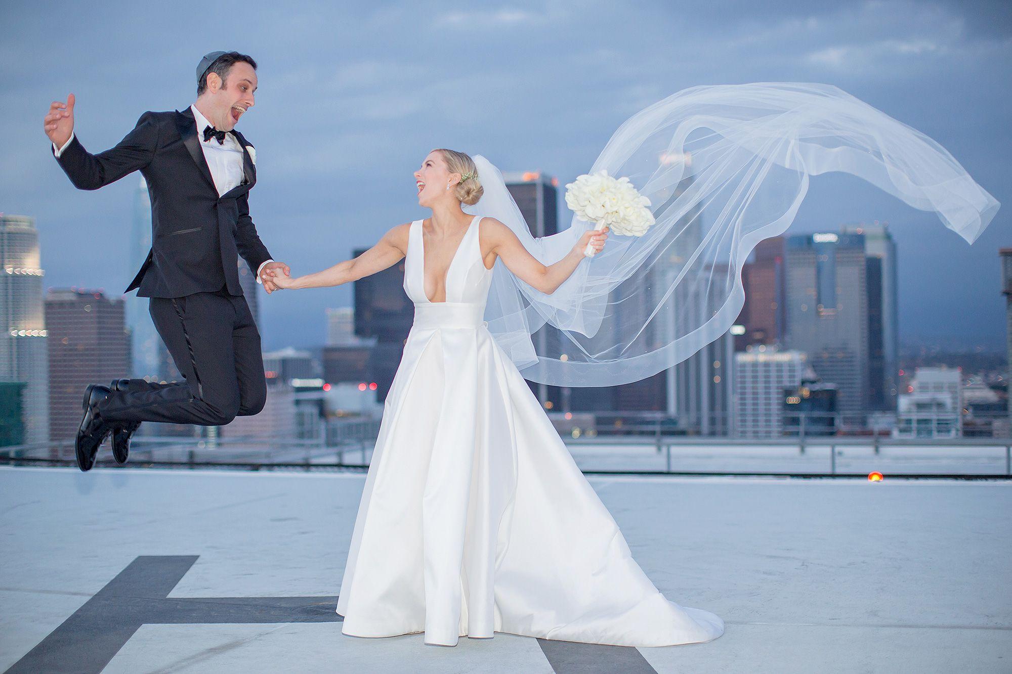 Comedian Iliza Shlesinger Marries Chef Noah Galuten  Kennedy