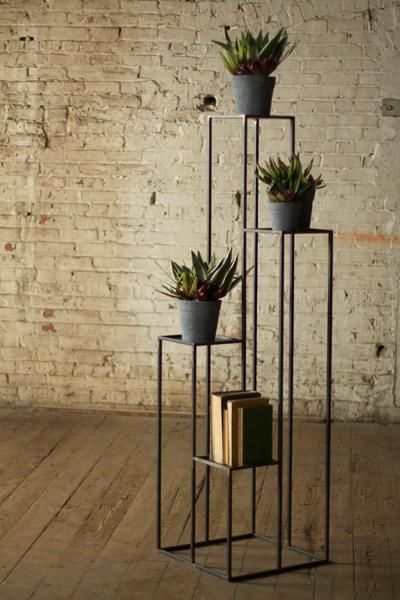 Elevate Plants Or Decorative Objects With This Awesome Set Of Four