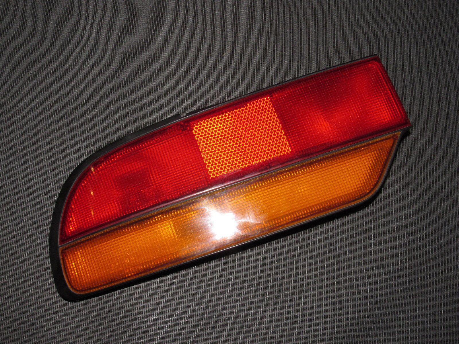 91 92 93 94 Nissan 240sx Oem Interior Fuse Box Cover Autopartone 90 89 Hatchback Tail Light Left