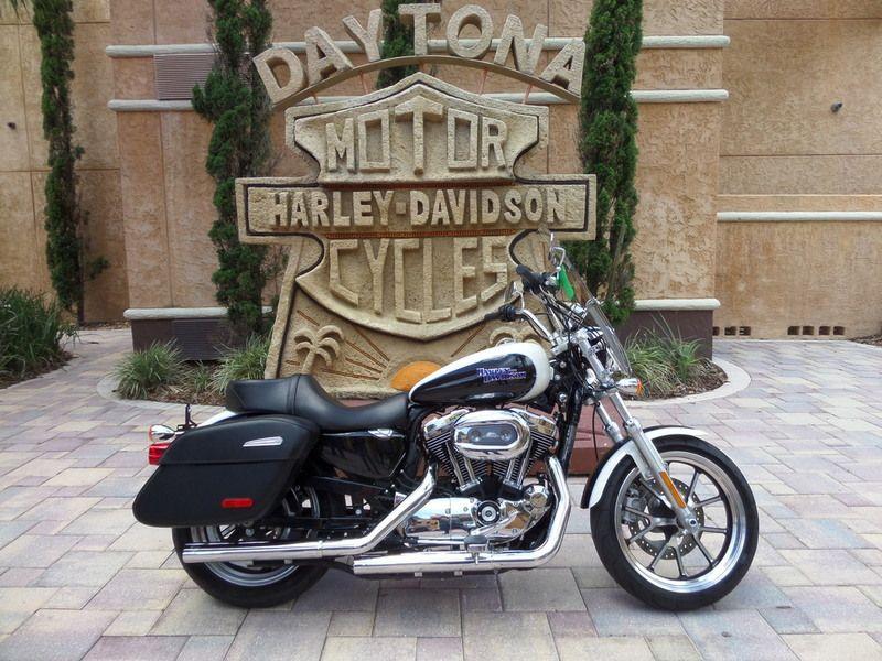 2014 Harley-Davidson® XL1200T - Sportster® SuperLow® 1200T Stock: P3500 | Bruce Rossmeyer's Harley-Davidson®