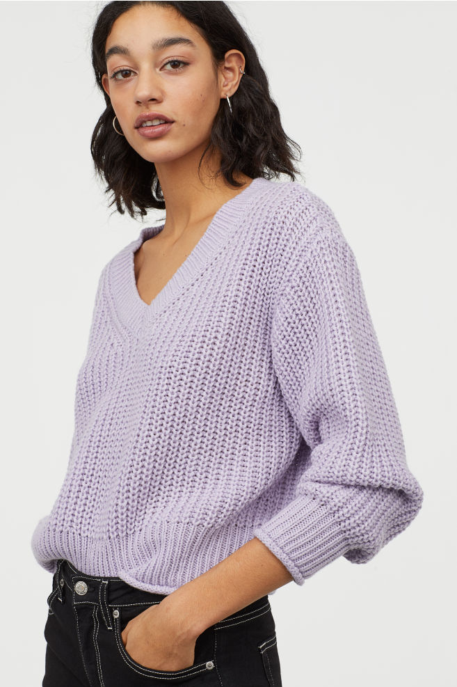 Strickpullover | Sweaters, Ribbed sweater, Fashion
