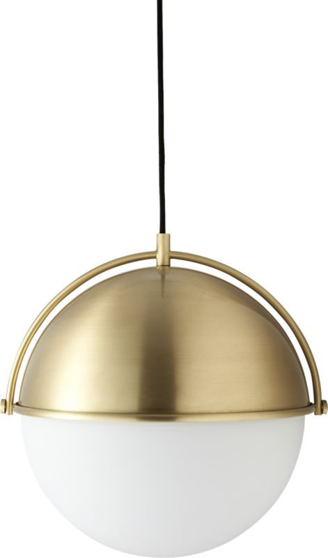 Merveilleux With Industrial Inspired Pendant Lighting And Hanging Lamps In A Range Of  Sizes And Styles, CB2 Offer A Fresh, New Way To Light Modern Spaces.