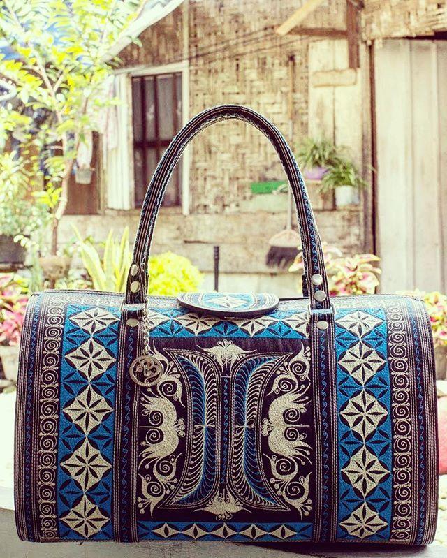 411ed60d23d6 Banda Bags I have this one in the Weekender 😍 Organic, Vegan ...