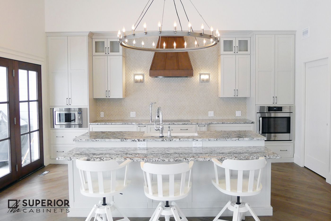 Design by: Shanna McDonald Kitchen and Bath Designer ...